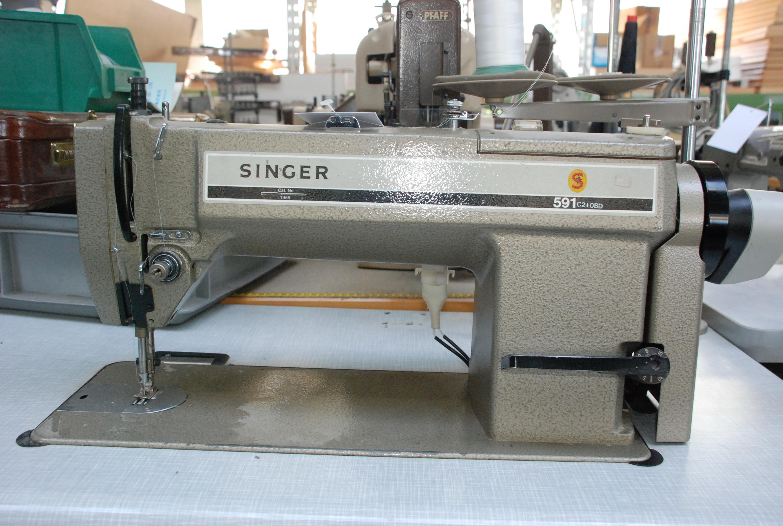 Singer 591 C 210 BD