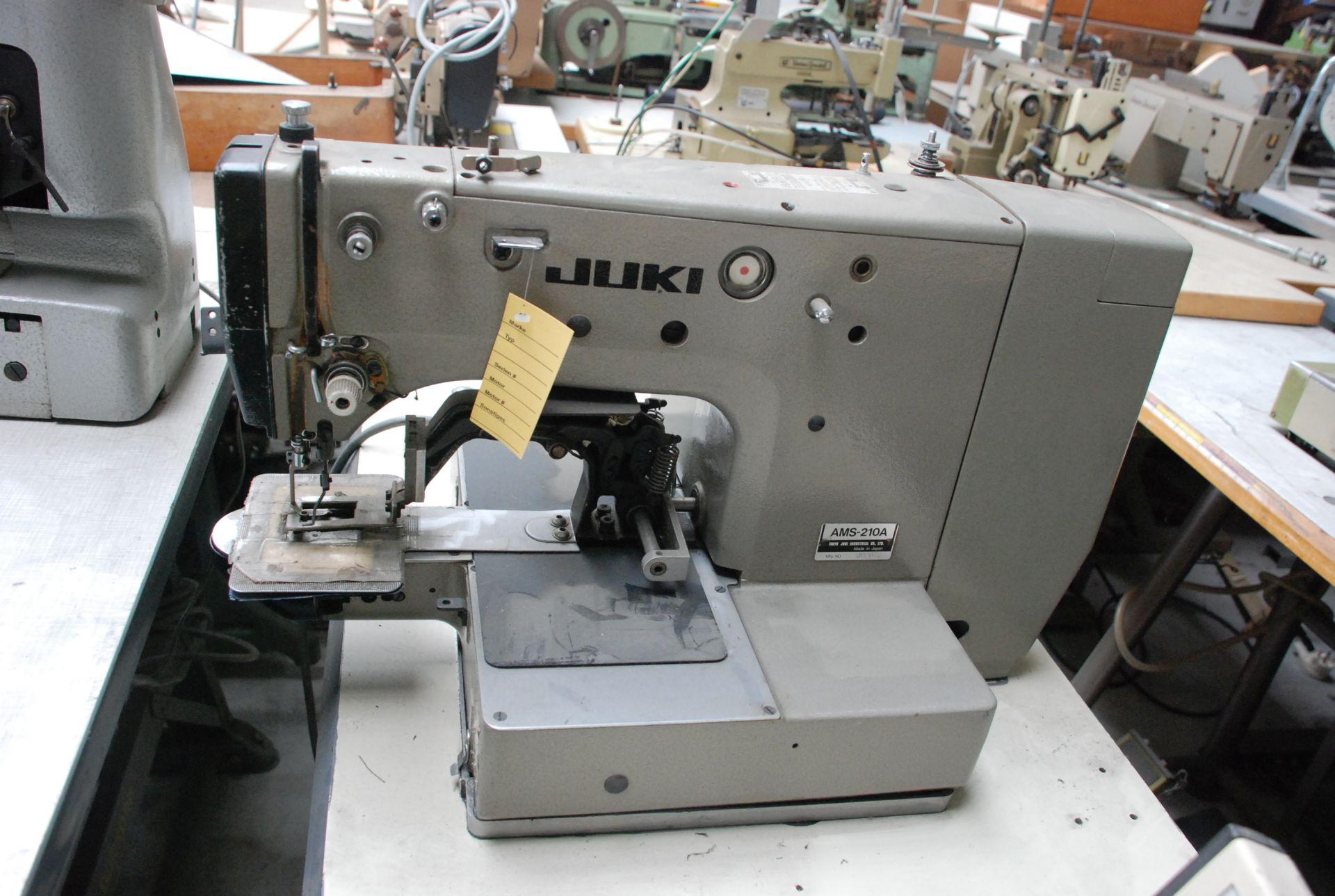 Juki AMS 210 A